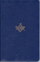 Masonic Bible Kjv New Imit Lthr Ed