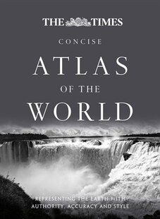 The Times Concise Atlas Of The World (New 12th Edition)