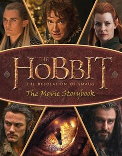 The Hobbit: The Desolation Of Smaug - Movie Storybook