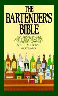 Bartender's Bible