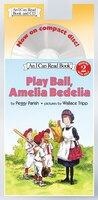 Play Ball Amelia Bedelia Book And Cd