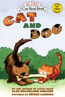 Cat And Dog (reillustrated)