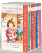 Little House Colln Full Color Box Set: Full-Colour Box Set