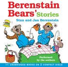 Berenstain Bear's Stories Cd Unabridged
