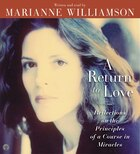 A Return To Love Cd: (audio CD)