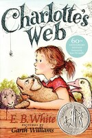 Charlotte's Web (Paper-Over-board)