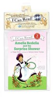 Amelia Bedelia And The Surprise Shower Book And Cd
