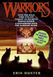 Warriors Box Set Volumes 1 to 6