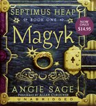 Septimus Heap Book One: Magyk Unabridged Low Price Cd