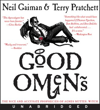 Good Omens Unabridged CD