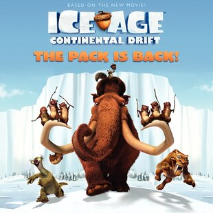 Ice Age: Continental Drift: The Pack Is Back!