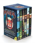 Warriors: Omen Of The Stars Box Set: Volumes 1 To 6