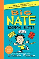 Big Nate Boredom Bus
