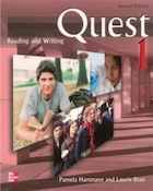 Quest 1 Reading and Writing Student Book: 2nd Edition