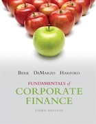 Fundamentals Of Corporate Finance Plus New Myfinancelab With Pearson Etext -- Access Card Package