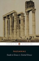 Penguin Classics Guide To Greece #1 Central Greece
