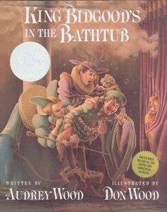 King Bidgood's in the Bathtub: Book and Musical Cd