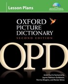 Oxford Picture Dictionary, Second Edition: Lesson Plans