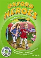 Oxford Heroes: Level 1 Student Book and MultiROM Pack