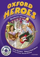 Oxford Heroes: Level 3 Student Book and MultiROM Pack