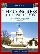 The Congress of the United States: A Student Companion