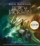 The Lightning Thief: Percy Jackson And The Olympians: Book 1