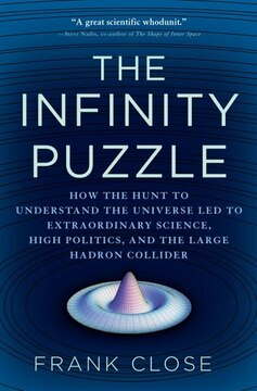 The Infinity Puzzle: How The Hunt To Understand The Universe Led To Extraordinary Science, High Politics, And The Large