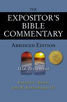 Expositors Bible Commentary Abridged Edition Old Testament