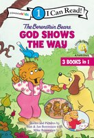 I Can Read!Berenstain Bears Living Lights: God Shows The Way