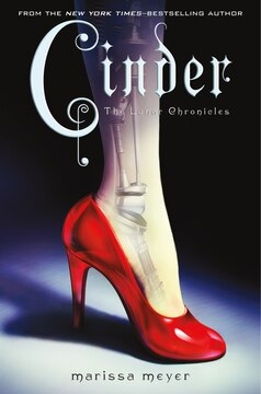 Cinder: Book One in the Lunar Chronicles