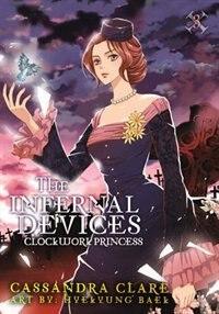 The Infernal Devices: Clockwork Princess