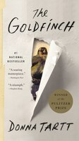 The Goldfinch: A Novel (pulitzer Prize For Fiction) (Large Print)