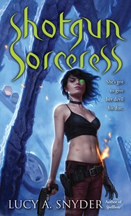 Shotgun Sorceress