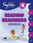 Kindergarten Reading Readiness (sylvan Workbooks)