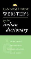 Random House Webster's Pocket Italian Dictionary, 2nd Edition: Second Edition