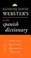 Random House Webster's Pocket Spanish Dictionary, 3rd Edition