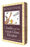 Charlie and the Chocolate Factory/Charlie and the Great Glass Elevator Boxed Set: Charlie and the Chocolate Factory & Charlie and the Great Glass Elev
