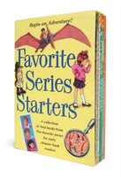 Favorite Series Starters Boxed Set: A Collection Of First Books From Five Favorite Series For Early Chapter Book Readers