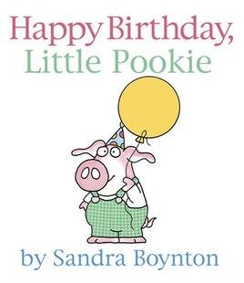 Happy Birthday, Little Pookie