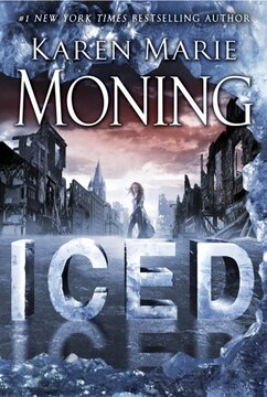 Iced: A Fever Novel: A Dani O'malley Novel