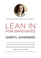 Lean In For Graduates: For Graduates