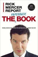 Rick Mercer Report: The Paperback Book