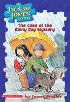 Jigsaw Jones Mystery #21: The Case of the Rainy Day Mystery
