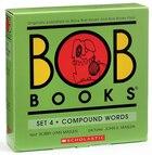 Bob Books Set 4- Compound Words: Box Set