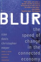Blur The Speed Of Change In The Connected Economy