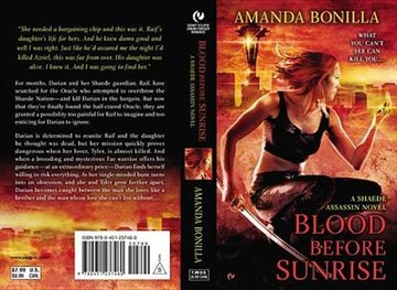Blood Before Sunrise: A Shaede Assassin Novel