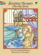 Sleeping Beauty Coloring Book