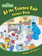Sesame Street At the Science Fair Sticker Book