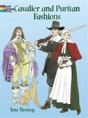 Cavalier and Puritan Fashions