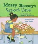 Rookie Reader Rhyme: Messy Bessey's School Desk